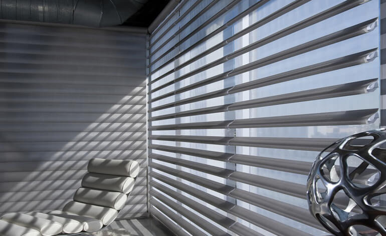 twin blinds