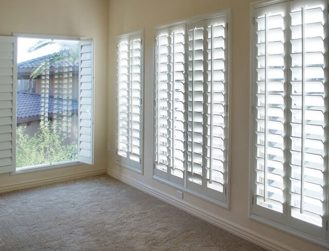 THERMOLINE PLANTATION SHUTTERS